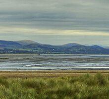 A Cumbrian Coastal Journey....Duddon Sands by Jamie  Green