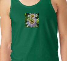 Passion flowers Tank Top