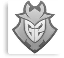 G2 Esports Team Logo Canvas Print