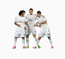 marcelo and cristiano ronaldo and james Unisex T-Shirt