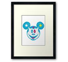 Devil Mickey Framed Print