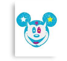 Devil Mickey Canvas Print