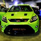 Ford Focus RS in HDR by Vicki Spindler (VHS Photography)