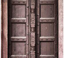 Old Door - Iphone Case by BreatheAgain