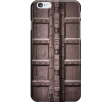 Old Door - Iphone Case iPhone Case/Skin