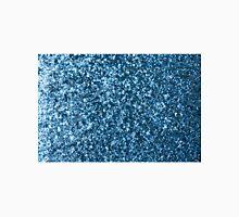 Blue Glitter Classic T-Shirt