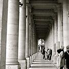 The Long Hallway by dimpdhab