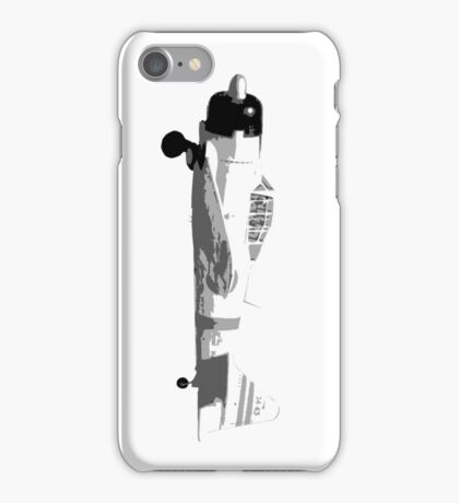 Zero BW iPhone Case/Skin