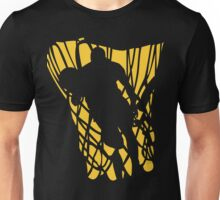 Basketball Player Dark Unisex T-Shirt