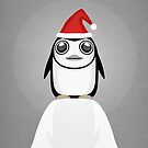 Festive penguin by TimD