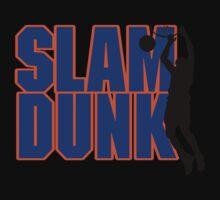 Basketball Slam Dunk Kids Clothes