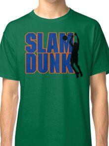 Basketball Slam Dunk Classic T-Shirt