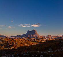Assynt Panorama by derekbeattie