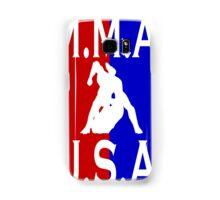 U.S.A. M.M.A. logo 3 Samsung Galaxy Case/Skin