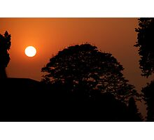 Durban Sun 1 Photographic Print