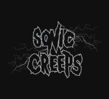 Sonic Creeps Tonal black Lightning by JohnnyShivers