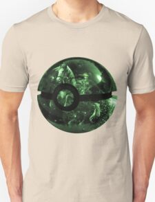 Link & Epona | Pokeball T-Shirt