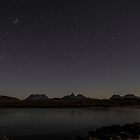 Assynt Night Sky by derekbeattie