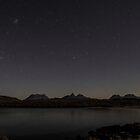 Assynt Night Sky by derekbeattie