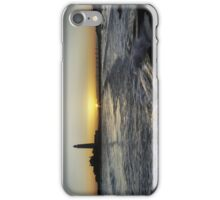 St marys lighthouse iPhone Case/Skin