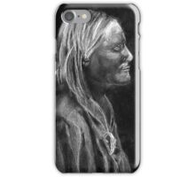 Chief White Mountain (Apache) iPhone Case/Skin
