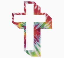 tie-dye-cross by JTNC