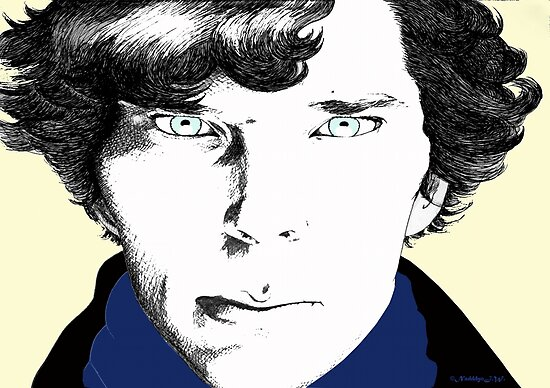 The Consulting Detective by NadddynOpheliah