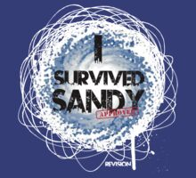 I SURVIVED SANDY TEE :D by Melanie Andujar