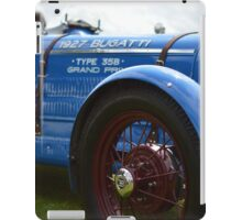 Bugatti Type 35B Automotive Photography iPad Case/Skin