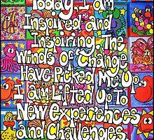 Today, I Am Inspired by Sammy Nuttall