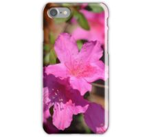 Beautiful Bright Colorful Flower iPhone Case/Skin
