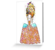Marie-Antoinette Greeting Card