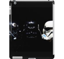 By Air, By Land Or A Hidden Force iPad Case/Skin