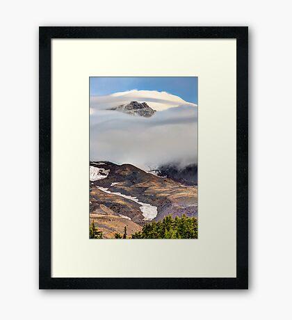 Mount Hood Framed Print