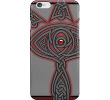 Celtic Knotwork Sheikah Eye iPhone Case/Skin