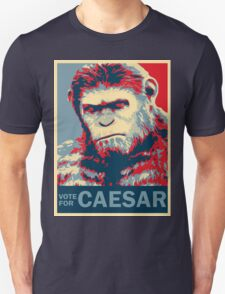 VOTE FOR CAESAR Unisex T-Shirt