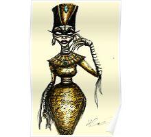 Queen Tut Poster
