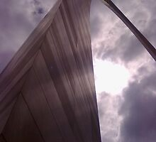 The Saint Louis Arch by triforce15