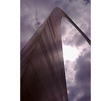 The Saint Louis Arch Photographic Print