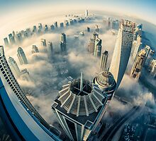 Up and Above by Sebastian Opitz