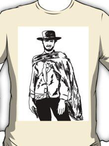 Clint Eastwood Sketch T-Shirt