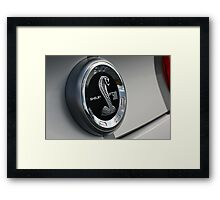 GT500 Shelby  Super Snake Framed Print