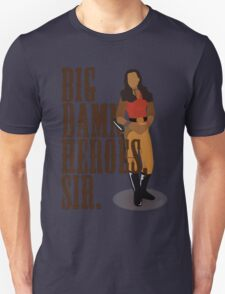 Big Damn Heroes, sir. Unisex T-Shirt