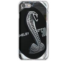 GT500 Shelby  Super Snake iPhone Case/Skin