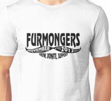 FURMONGERS Movember 2012 Unisex T-Shirt