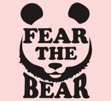 Fear the Bear- SF Giants  Baby Tee