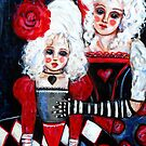 THE ROSE QUEENS by kimberlysdream