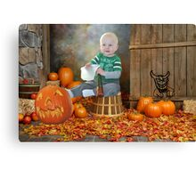 HALLOWEEN TIME Canvas Print