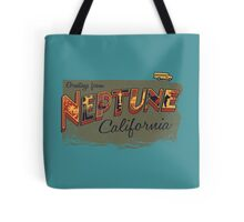 Greetings from Neptune Tote Bag