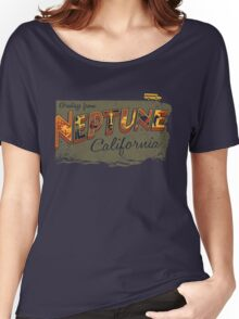 Greetings from Neptune Women's Relaxed Fit T-Shirt